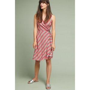 NWT Anthropologie   Bailey/ 44 Emile Wrap Dress